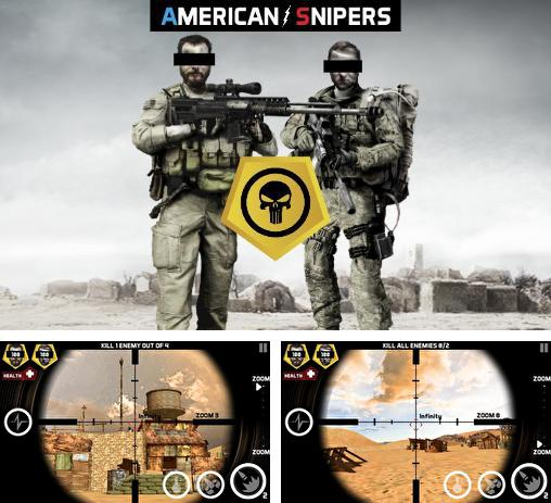 In addition to the game SniperTarget in sight for Android phones and tablets, you can also download American snipers for free.