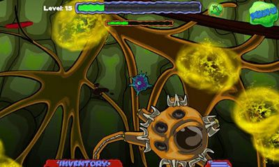 Amoebas Attack screenshot 2