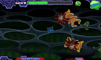 Amoebas Attack screenshot 3