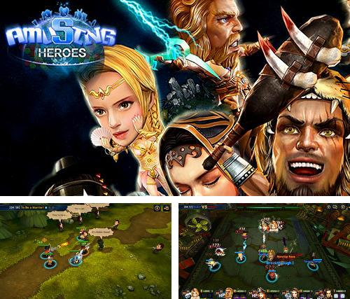 Amusing heroes: Strategy RPG