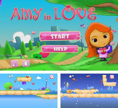 In addition to the game Mecho Wars for Android phones and tablets, you can also download Amy In Love for free.