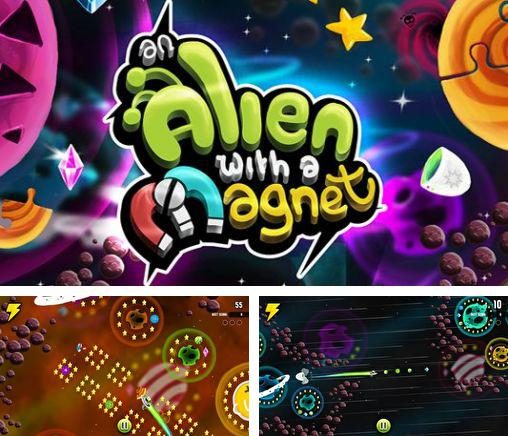 In addition to the game Battle sheep! for Android phones and tablets, you can also download An alien with a magnet for free.
