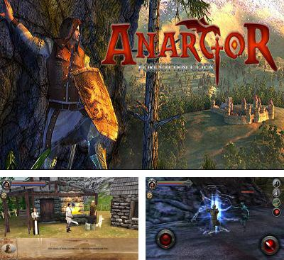 In addition to the game Axe and Fate for Android phones and tablets, you can also download Anargor for free.
