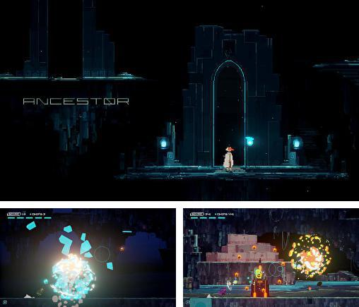 In addition to the game Hero siege for Android phones and tablets, you can also download Ancestor for free.