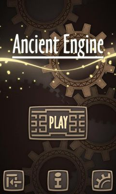 Ancient Engine Labyrinth poster