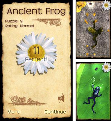 In addition to the game Roby Tumbler for Android phones and tablets, you can also download Ancient Frog for free.