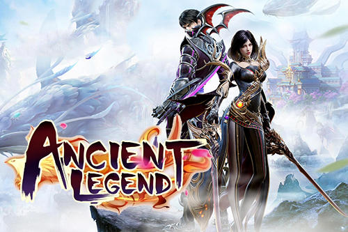 Ancient legend: Mountains and seas
