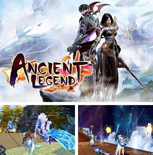 Zusätzlich zum Spiel Wiedergeburt M für Android-Telefone und Tablets können Sie auch kostenlos Ancient legend: Mountains and seas, Antike legende: Berge und Seen herunterladen.