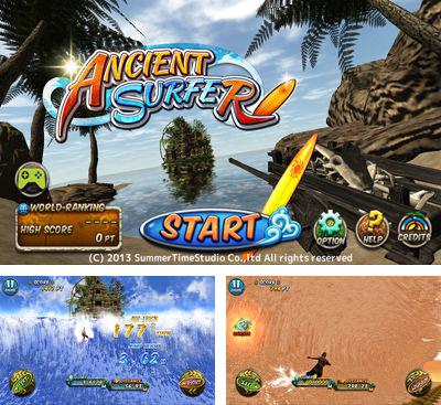 In addition to the game Billabong Surf Trip for Android phones and tablets, you can also download Ancient Surfer for free.