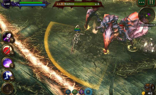 Screenshots von Angel stone für Android-Tablet, Smartphone.