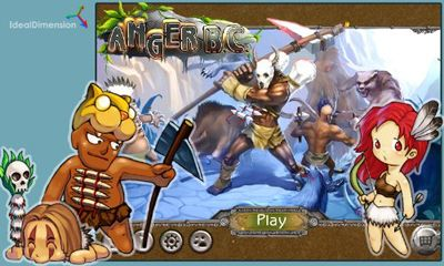 Download Anger B.C. TD Android free game.