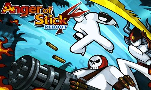 Anger of Stick 4: Reboot poster
