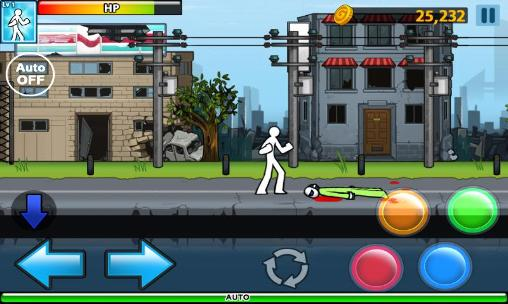 Anger of Stick 4: Reboot screenshot 5