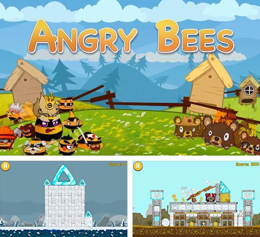 In addition to the game Chicken Raid for Android phones and tablets, you can also download Angry bees for free.