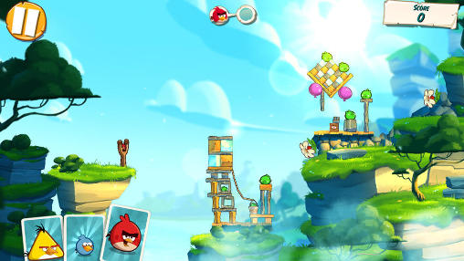 Download Angry birds 2 Android free game.