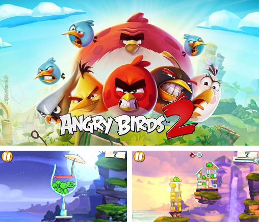 In addition to the game Angry Birds for Android phones and tablets, you can also download Angry birds 2 for free.