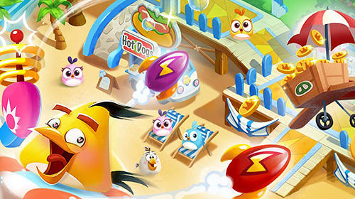 Angry birds blast island screenshot 1