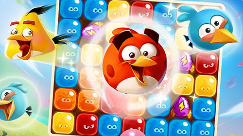 Angry birds blast island screenshot 2