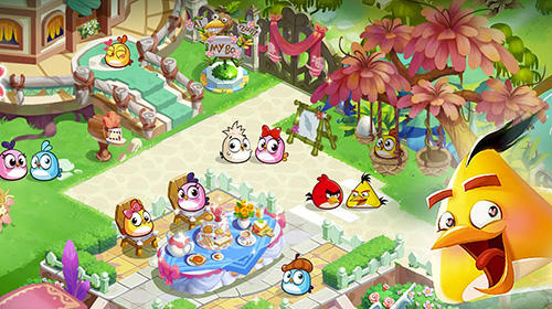 Angry birds blast island screenshot 3