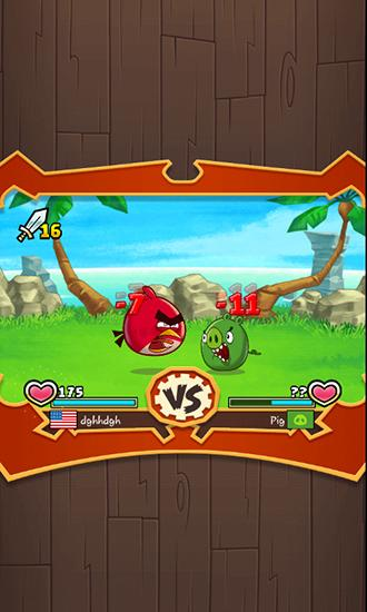 Angry birds: Fight! скриншот 5