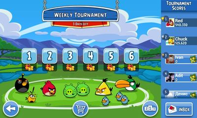 Angry birds friends pour android t l charger - Telecharger angry birds gratuit ...
