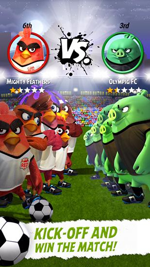Angry birds: Goal! screenshot 5