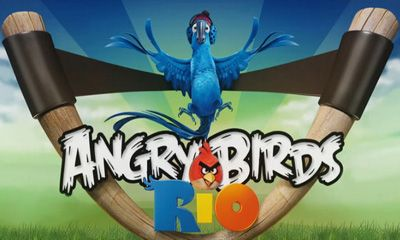 Angry Birds Rio poster