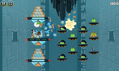 Download Angry Birds Star Wars v1.5.3 Android free game.