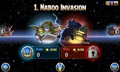 Download Angry Birds Star Wars 2 v1.8.1 Android free game.