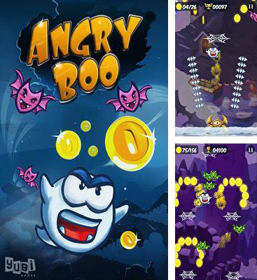 In addition to the game Inertia Escape Velocity for Android phones and tablets, you can also download Angry Boo for free.