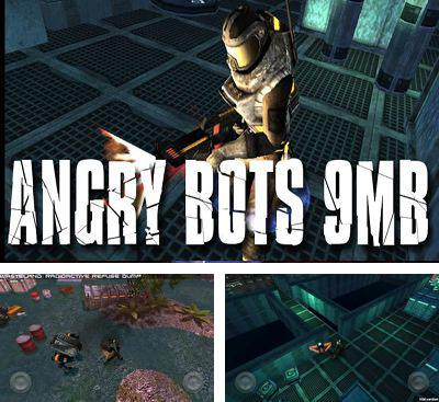 In addition to the game Expendable Rearmed for Android phones and tablets, you can also download ANGRY BOTS 9MB for free.