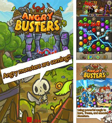 Angry Busters