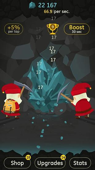 Download Angry clicker Android free game.