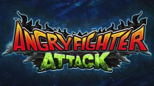 Angry fighter attack