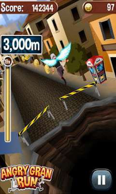 Angry Gran Run screenshot 3