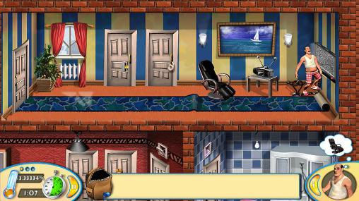 Screenshots von Angry neighbor: Revenge is sweet. Reloaded für Android-Tablet, Smartphone.