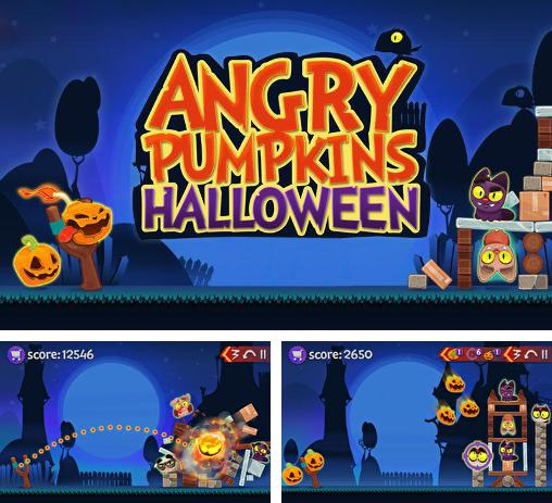 In addition to the game Orcs Attack for Android phones and tablets, you can also download Angry pumpkins: Halloween for free.