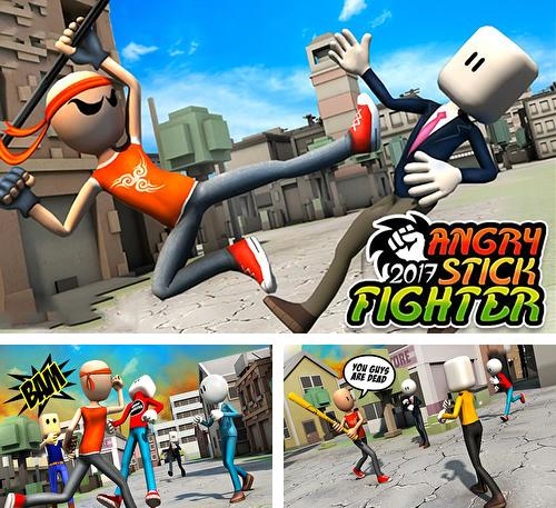 In addition to the game Angry stick fighter 2017 for Android, you can download other free Android games for Lenovo A526.