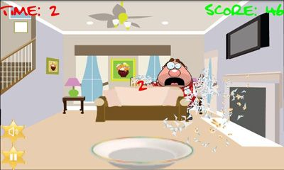 Screenshots do Angry Wife - Perigoso para tablet e celular Android.