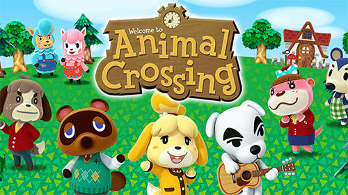 Animal crossing обложка
