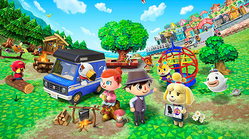 Animal crossing für Android spielen. Spiel Animal Crossing kostenloser Download.