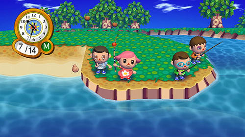 Screenshots von Animal crossing für Android-Tablet, Smartphone.