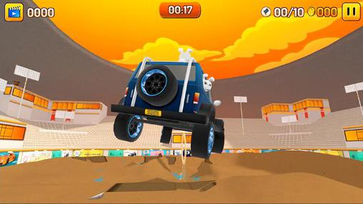 Screenshots von Animal drivers für Android-Tablet, Smartphone.