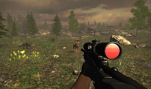 Screenshots von Bird shooter: Hunting season 2015 für Android-Tablet, Smartphone.