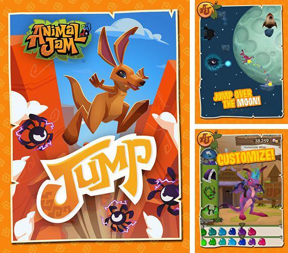 Animal Jam Jump Fur Android Kostenlos Herunterladen Spiel Sprung