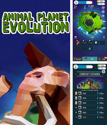 Animal planet: Evolution