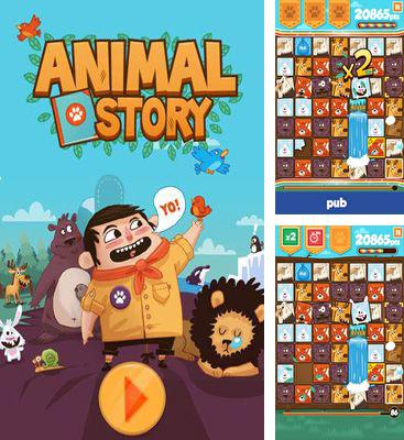In addition to the game JungleBell for Android phones and tablets, you can also download Animal Story for free.
