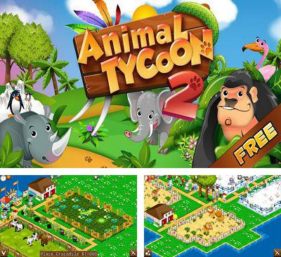 In addition to the game Aqua city: Fish empires for Android phones and tablets, you can also download Animal Tycoon 2 for free.