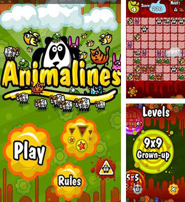 In addition to the game Chicken Coup Remix HD for Android phones and tablets, you can also download AnimaLines for free.
