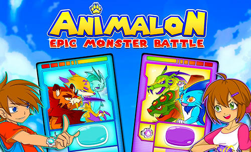 Animalon: Epic monsters battle